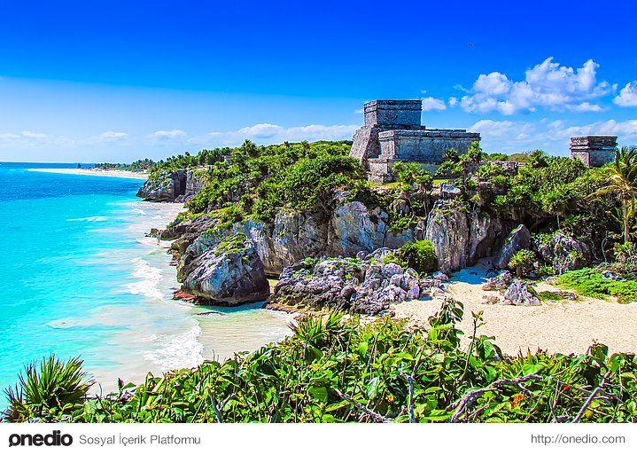 El Castillo Plajı - Meksika