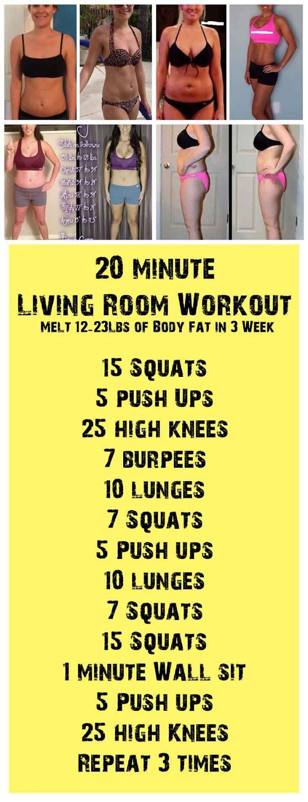 Superb Best 25+ Living Room Workout Ideas On Pinterest | No Equipment Workout,  Circuit Workout Routines And Body Weight Workouts Part 13