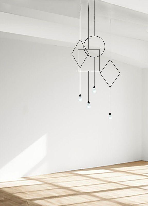 Lampade Symmetry by Hannakaisa Pekkala - www.designlover.it