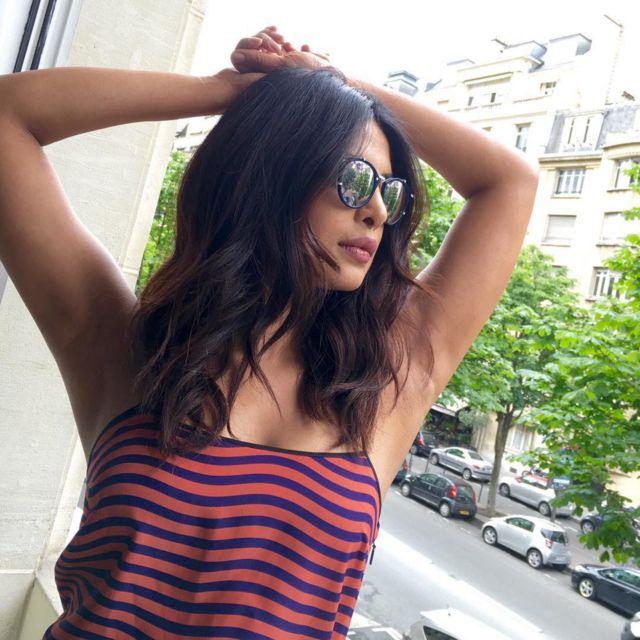 No Filter: Priyanka Chopra Takes GQ Through Her Instagram Feed   GQ