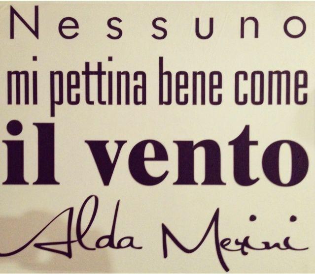 capelli - Alda Merini