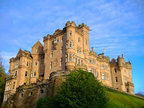 Skibo Castle, Durnoch, The Highlands, Scotland | Flickr - Photo Sharing!