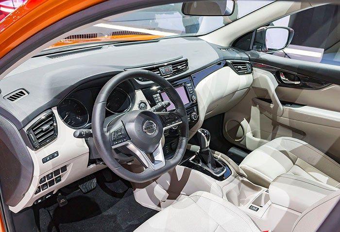 New 2019 Nissan Rogue Interior Nissan Rogue Interior Nissan Rogue Nissan