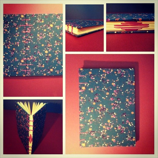 #de7tasarim #handmade #notebook  de7tasarim's photo on Instagram