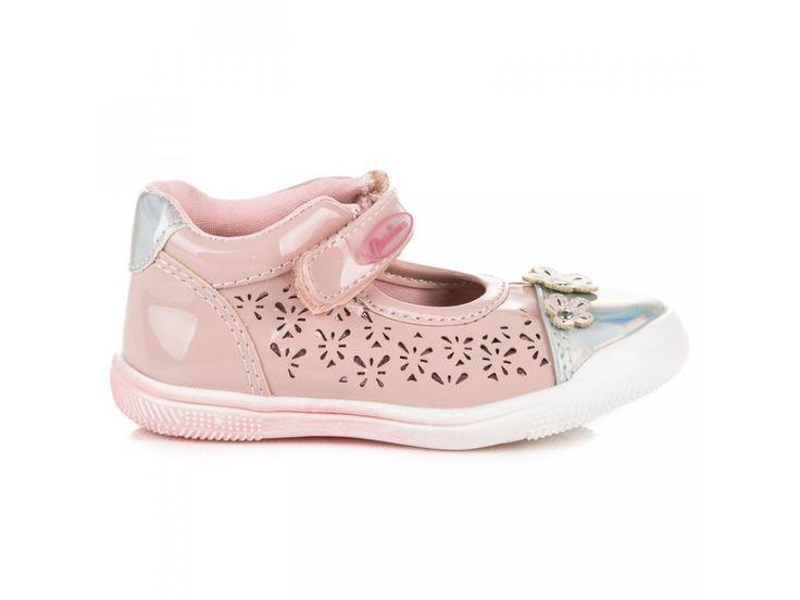 Detské ružové topánočky American Club