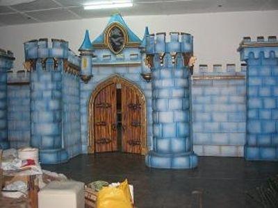 Resultado de imagen para escenografia castillos