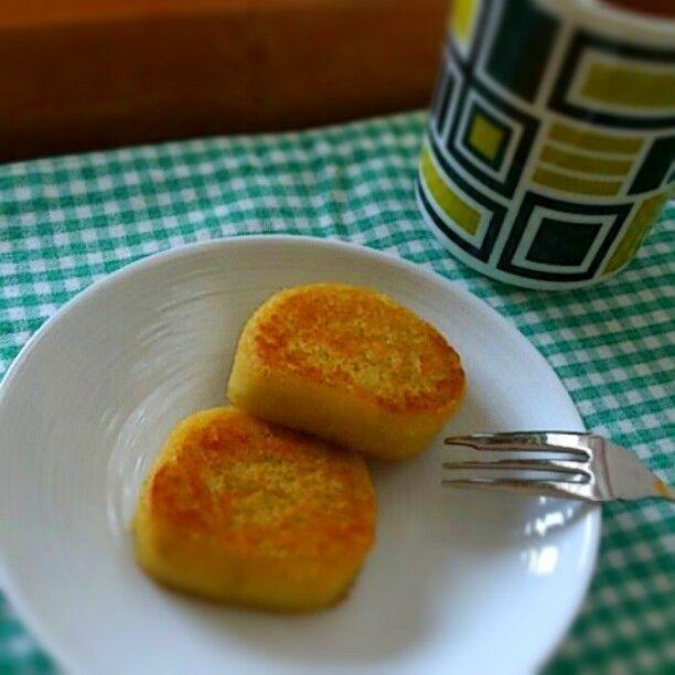子供のオヤツに♡さつま芋のバター焼き♪ by aki・m [クックパッド] 簡単おいしいみんなのレシピが216万品