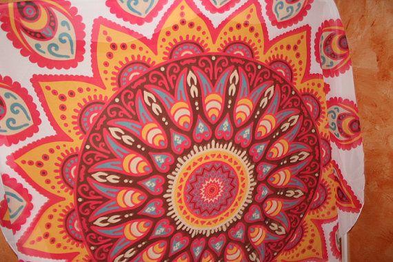 Christmas present/ Xmas gift Bohemian tapestry mandala by JustBoho