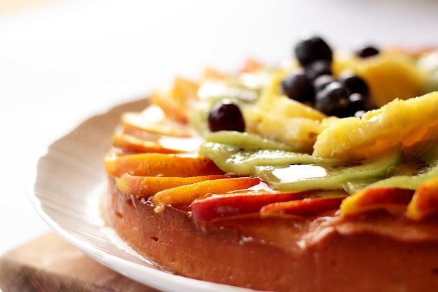 La frolla viennese per la crostata di frutta- pasta frolla montata di Biasetto