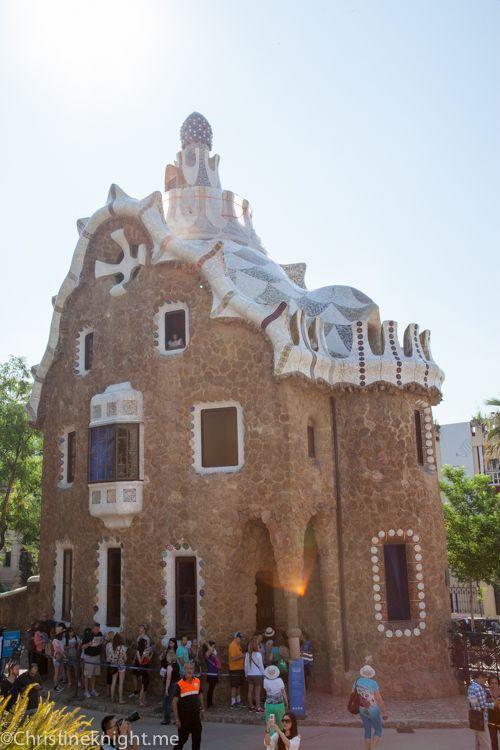 Barcelona: Park Guell Day Trip via christineknight.me