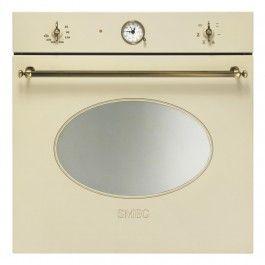 SMEG SF 800 PO bézs beépíthető sütő