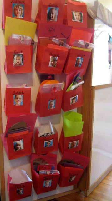 Valentine's Day Post Office art and soul preschool