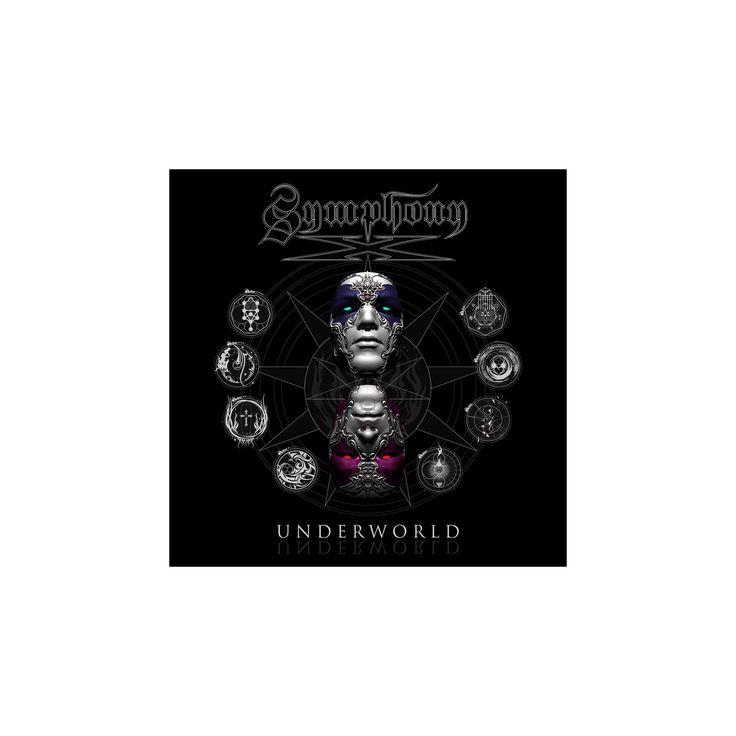 Symphony x - Underworld (CD)
