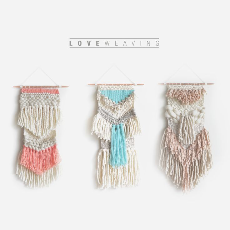 Love Weaving @loveweaving  Telar. Hecho en Chile