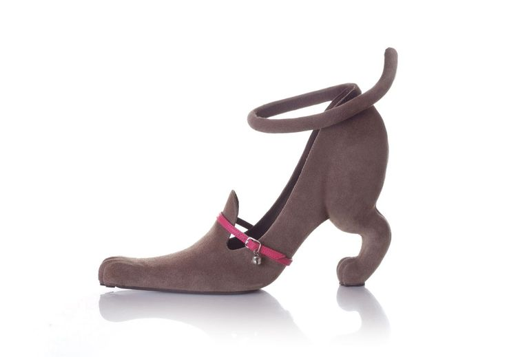 Put on these pups.  Looks like something worn by the Capital residents  in the Hunger Games.  This company could have made a bundle in that movie.