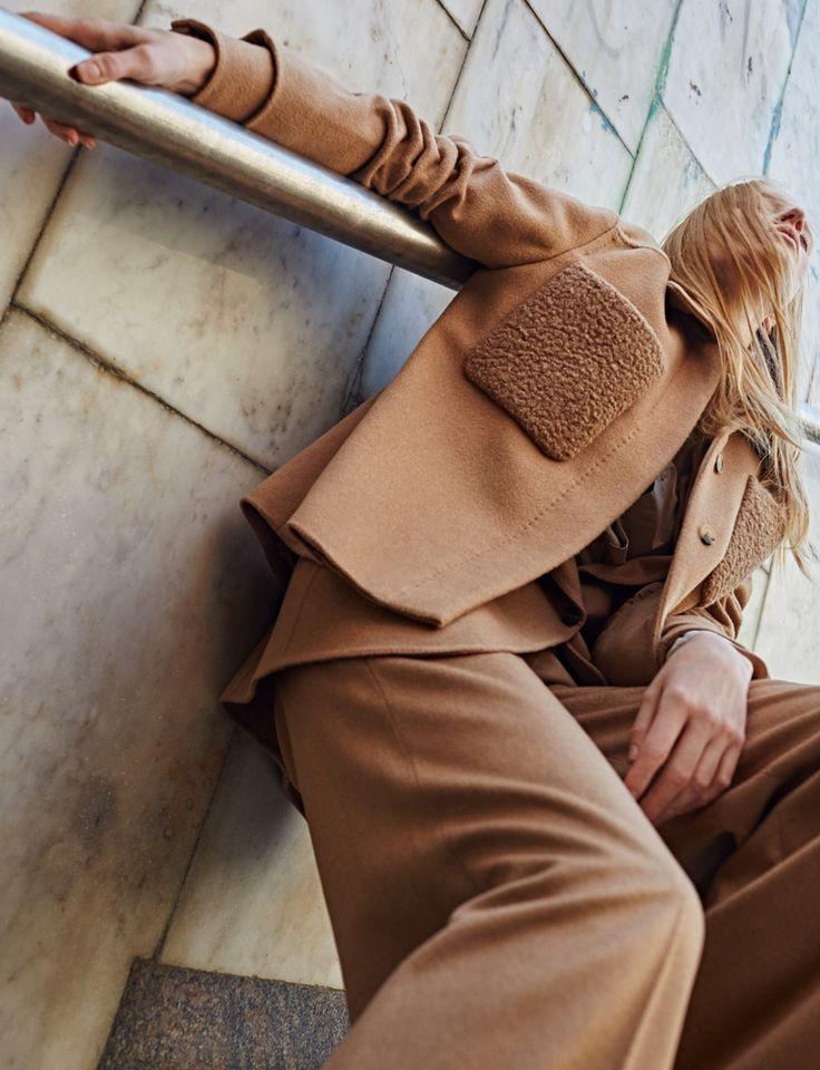 Жакет и брюки, все Pinko; блузка, H&M; часы, Daniel Wellington.