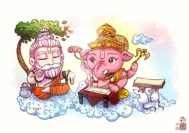 Guru Purnima (Ganesha)