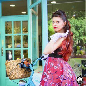 Photo shoot Lady Dantesca
