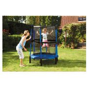 Tesco+Out+There+My+First+Trampoline+With+Enclosure  The+My+First+Trampoline+is+great+for+playing+in+the+garden,+with+an+enclosure+net+for+added+safety+you?ll+have+endless+amounts+of+jumping+fun!+Age+range+1+year+.+Maximum+weight+45kg.  http://www.comparestoreprices.co.uk/trampolines/tesco-out-there-my-first-trampoline-with-enclosure.asp