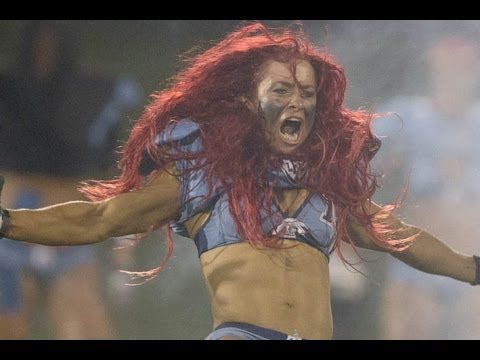 LFL AUSTRALIA | WEEK 4 | THE STORY | GILLESPIE, A FIREBALL OF INTENSITY, PASSION AND HEART - YouTube