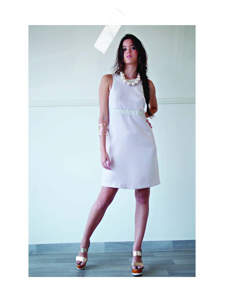 Refresh Collection SS 2014, Laetitia By: Tatiana Robles