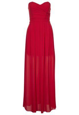 ELIDA - Vestito lungo - red