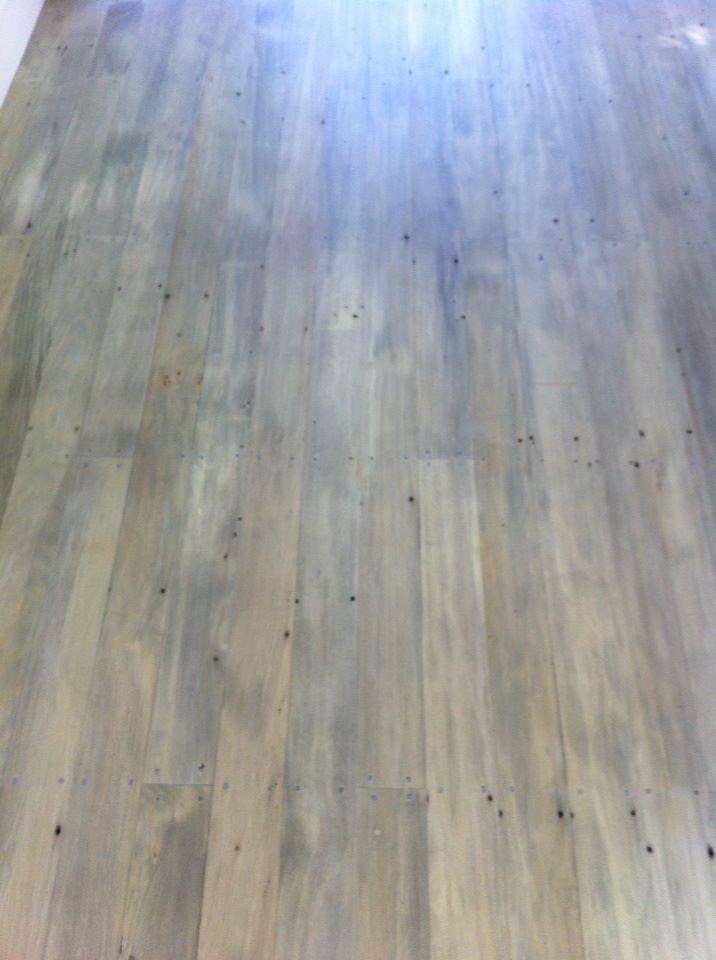 Kauri floor transformation
