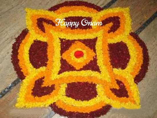 209 best onam pookalam designs images on pinterest
