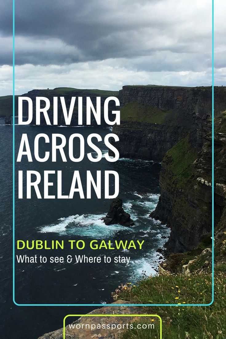 Travel guide to Ireland: Sample itinerary, advice, and recommendations from real travelers. Drive from Dublin to Galway & visit the Guinness Storehouse, University College, St. Patrick's Cathedral, Christ Church Cathedral, Temple Bar, Galway Whiskey Trail & Cliffs of Moher like a pro.