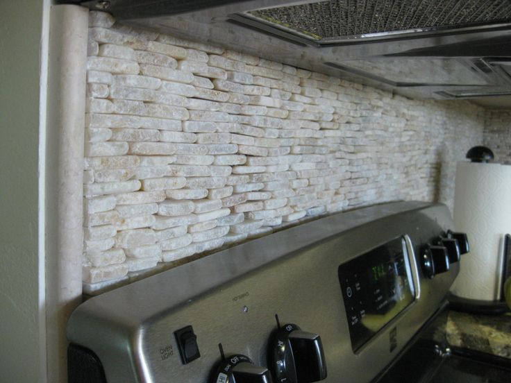 Kitchen Backsplash Rock 35 best kitchen heaven images on pinterest | backsplash ideas