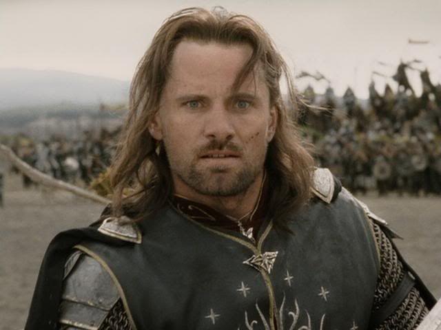 Return Of The King Aragorn 17 beste afbeeldingen ...