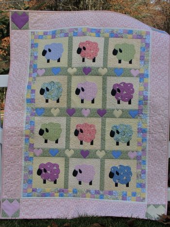 425 Best A Sheep Quilt Patterns Images On Pinterest