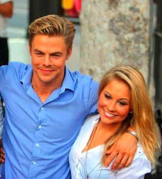 Dancing with the Stars Pro Derek Hough W/ Shawn Johnson #dearfuturehusband #derek_hough #dwts15