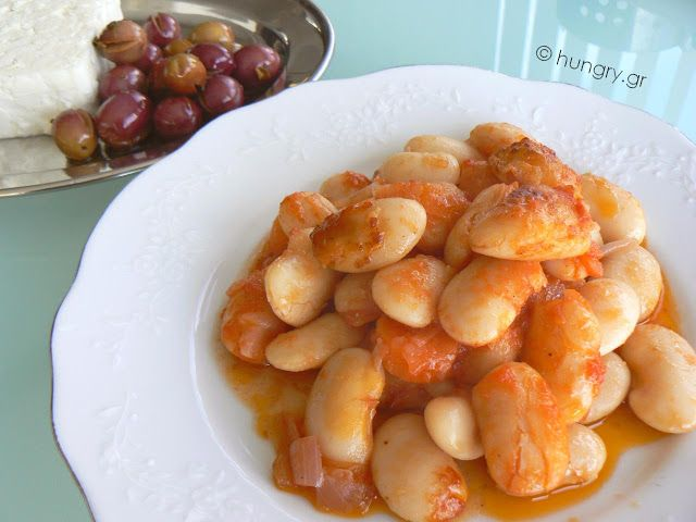 Kitchen Stories: Greek Giant Baked Beans