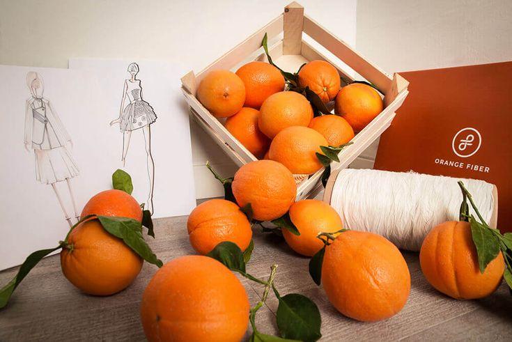 Salvatore Ferragamo, Orange fiber