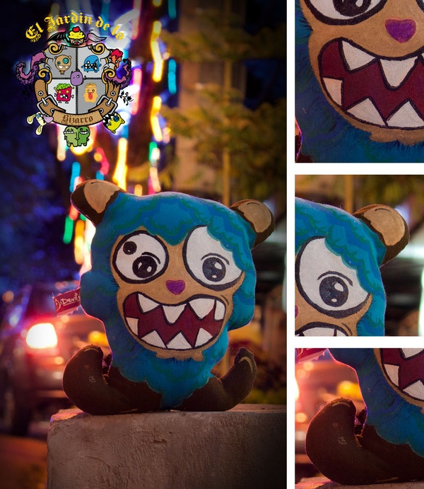 Devils Toys by Devils Toys , via Behance