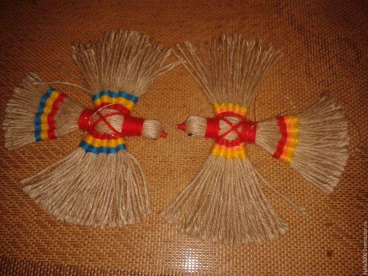 Купить Птица Счастья - птица счастья, подвесная игрушка, славянский стиль…