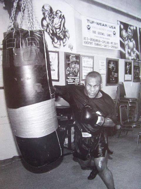 Mike Tyson va jouer dans un film algérien (PHOTOS)