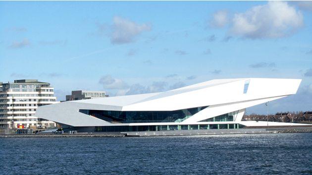 Nieuw restaurant in filmmuseum Eye, van de makers van CR Amsterdam en Dauphine.