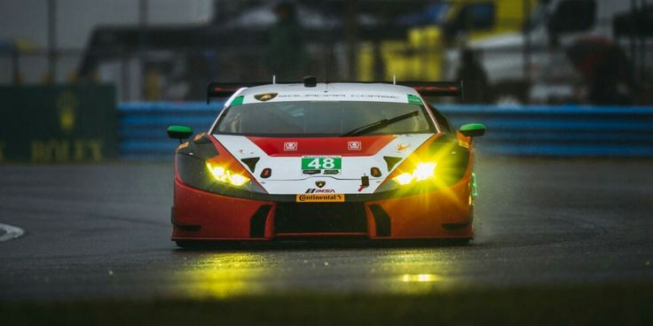Lamborghini Says Every Huracan GT3 Penalized at Daytona 24 Complied With Rules