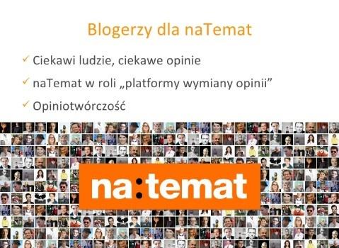 Trochę mówić, dużo słuchać - naTemat społeczności - Katarzyna Iwaniuk, naTemat.pl / II meetup Social Media 28 maja, Drukarnia Jazz Club #socialmedia #natemat #blogosfera