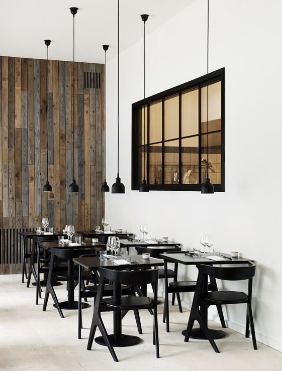 """Meyer and his team (""""food-mates, partners and head chefs"""" Jesper Kirketerp and Rasmus Kliim) are promising accessible pricing for their Nordic veggie-based cuisine in unpretentious surroundings..."""