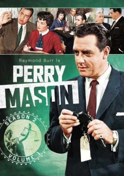 Perry Mason.  It's a TV show, actually, but really good!  About a murder attorney.  Older show, but I love it!