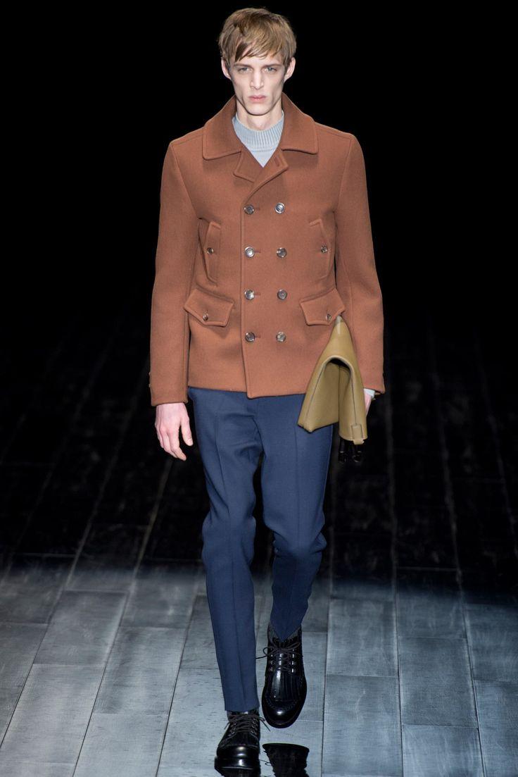 Gucci Fall 2014 Menswear Collection Photos - Vogue