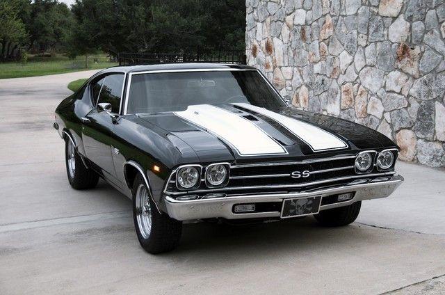 1969 Chevelle- dream car