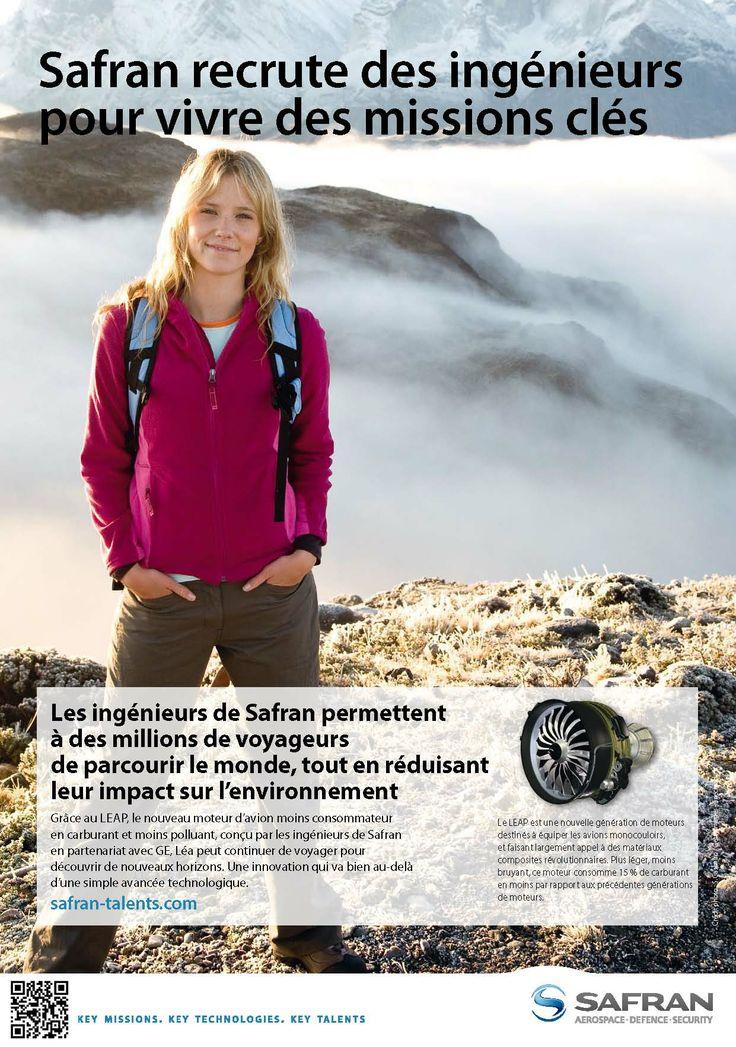 Campagne RH Safran