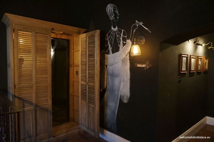 BRATISLAVA'S SECRET BAR: MICHALSKA COCKTAIL ROOM - WelcomeToBratislava