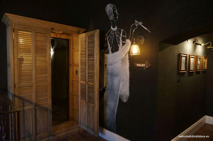 BRATISLAVA'S SECRET BAR: MICHALSKA COCKTAIL ROOM - WelcomeToBratislava