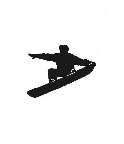 """Pas cher Wall Sticker Decal Quote vinyle Snowboarder enfants Chambre Stickers muraux Décor, Acheter  Autocollants muraux de qualité directement des fournisseurs de Chine:                 Taille 23 """"de haut x 30 """" Wide     Il faudra du temps 1-2 jours pour nous de faire et couper l'autocoll"""