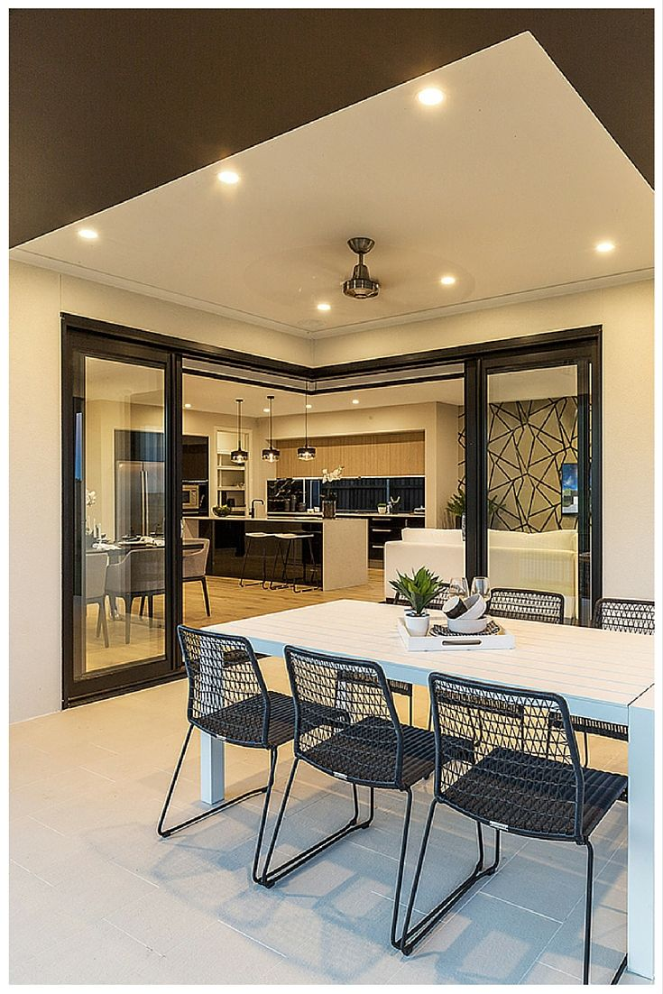 41 best stacker doors images on pinterest folding doors movable 90 degree sliding stacker door by wideline home by mojo homes wideline eventelaan Gallery